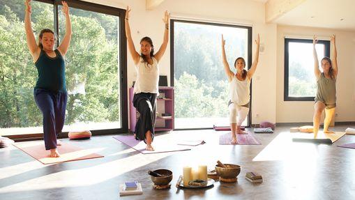 Séjour Yoga et Relaxation sur mesure en Provence