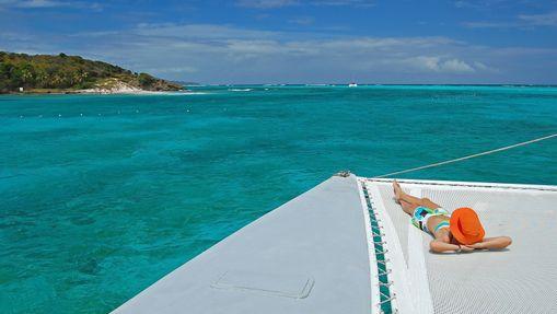 Croisière catamaran privatisé - Les Grenadines