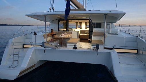 Week-end évasion catamaran à Sainte-Lucie