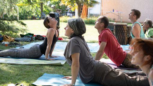 Stage Yoga & Spa dans le Tarn