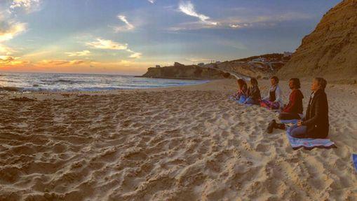 Retraite Yoga & Surf à Sintra au Portugal