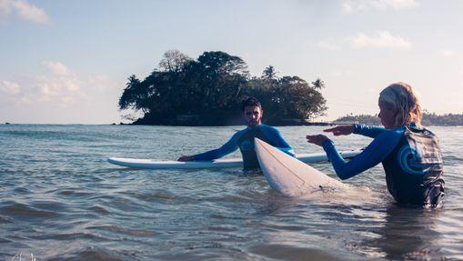 Séjour Surf et Yoga en Surfcamp au Sri Lanka