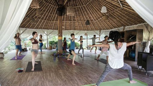Retraite Yoga & Surf à Bali, l'ile des dieux