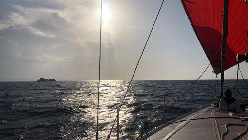 Transatlantique : de la Martinique en France en Po