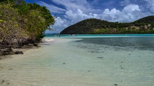 Croisière Mahe 36 Tour de Martinique