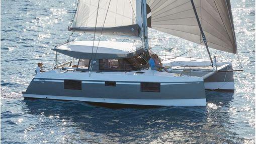 Croisière Nautitech 40 Open Guadeloupe