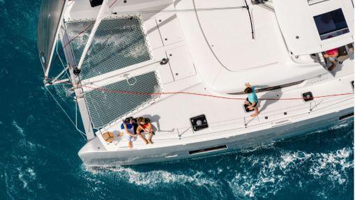 Croisière aux Seychelles - catamaran 42'