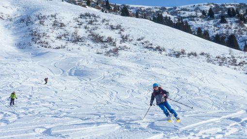 Initiation au ski de randonnée dans le Beaufortain