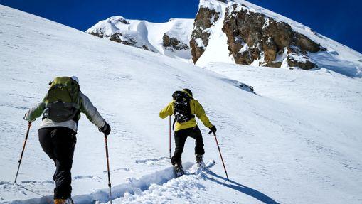 Ski de randonnée tout confort en Vanoise