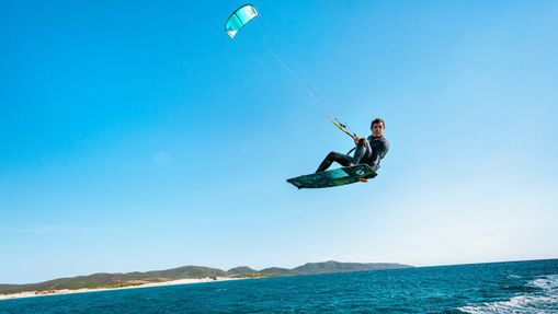 Croisière Kitesurf et Windsurf en Sardaigne