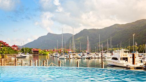 Croisière privée aux Seychelles - catamaran 38'
