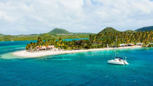 Croisière en Martinique - catamaran 36'