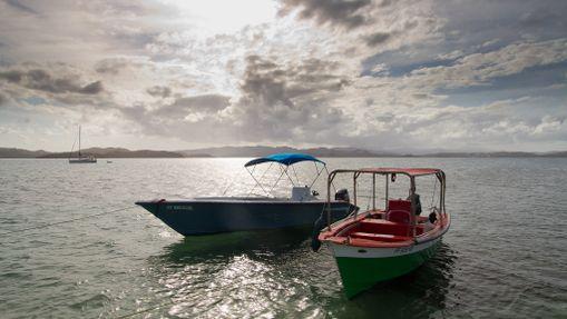 Croisière Martinique & Ste Lucie - voilier odyssey
