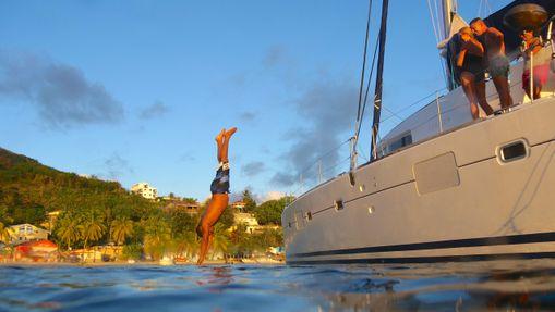 Croisière en Martinique - catamaran 45'