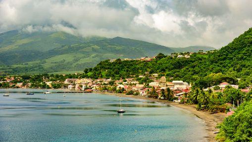 Croisière Martinique & Ste Lucie - catamaran 45'