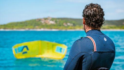 Croisière école kitesurf en Sardaigne