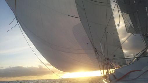 Du Cap Vert à la Martinique en Jumbo 40'