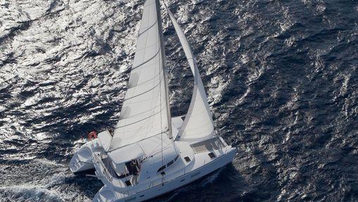 Croisière privée Tahiti - Bora - catamaran 38'