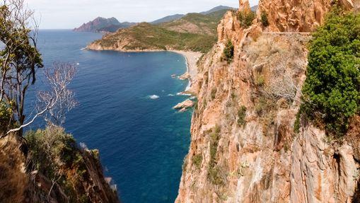 Trek en Corse Ouest en famille - sans guide