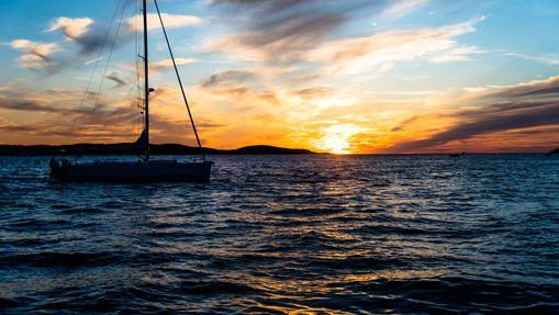 Croisière Croatie & îles Kornati - voilier 45'
