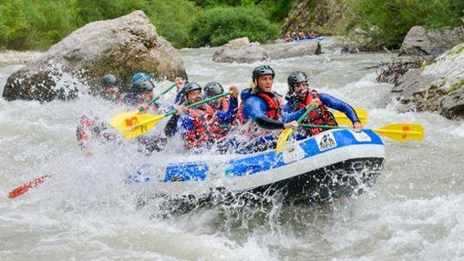 Découverte du rafting dans les Gorges du Verdon-3