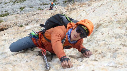 shams-e-Guide de haute montagne