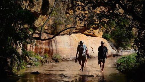 Randonnée et exploration dans le Makay