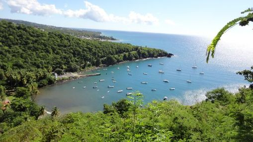 Site naturel classé en Guadeloupe