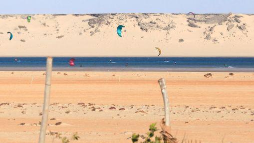 Kite-Camp