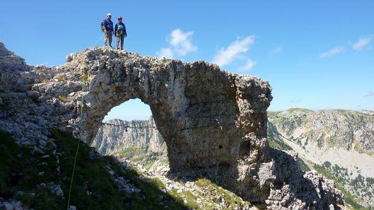 Ascension du Mont Aiguille-1