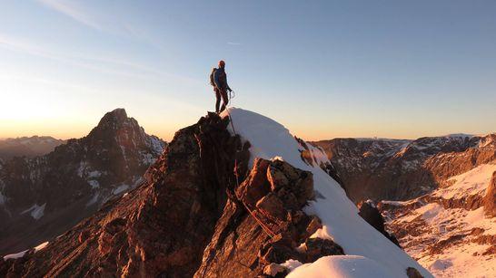 Ascension de l'Aiguille Dibona (3131 m)-7