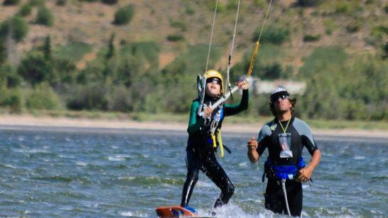 Forfait de kitesurf sur l'étang de La Palme-2