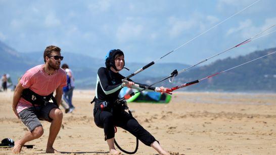 Stage privé à Tarifa, berceau du kitesurf-3