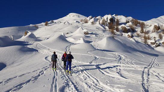 3 jours de Raquettes et SPA dans les Hautes-Alpes-1