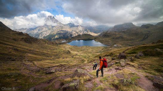 Randonnée autour du Pic du Midi d'Ossau-7