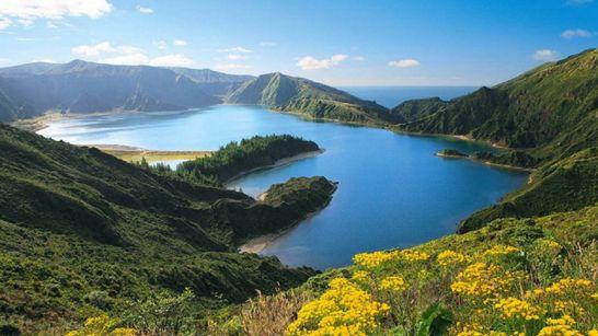 Croisières Açores & traversée vers la Bretagne Sud-8