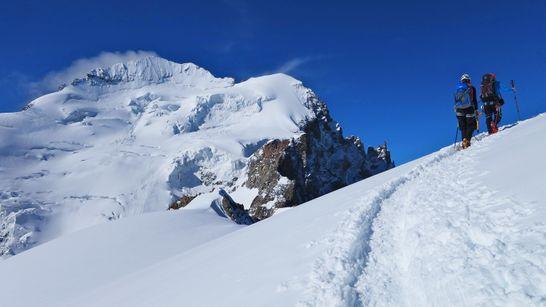 Stage d'alpinisme dans les Ecrins-3