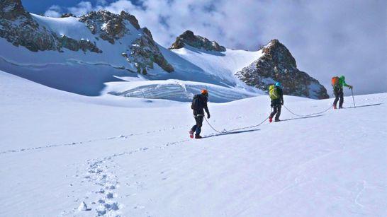 Stage d'alpinisme dans les Ecrins-5