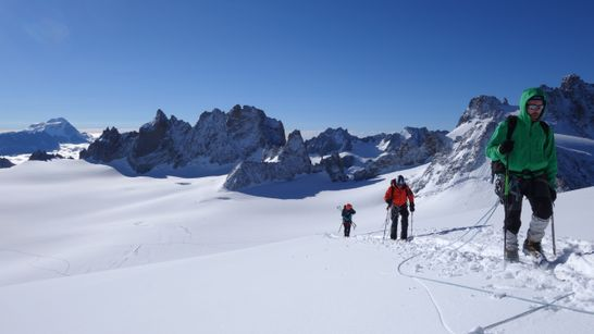 Stage premium de 5 jours ascension du Mont-Blanc