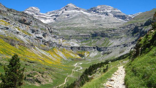 Ascension du Mont Perdu en 2 jours -2