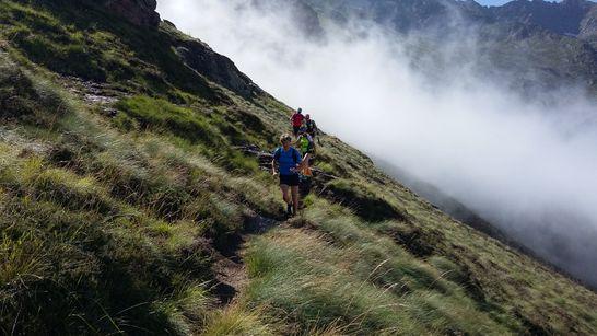 Séjour trail Itinérant 4 jours - Tour de Cerdagne