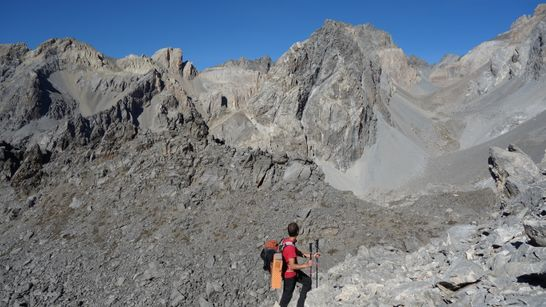 Val d'Escreins sauvage