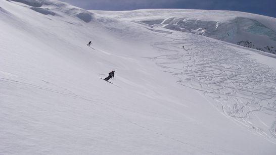 Ascension du Grand Paradis en ski de randonnée-4