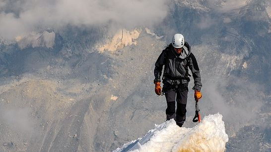 Stage de découverte de l'alpinisme