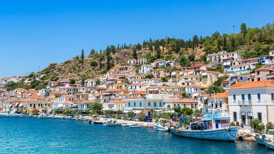 Croisière privée dans les îles Ioniennes