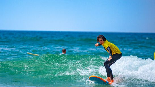 Surfcamp pour ados à Lacanau Océan