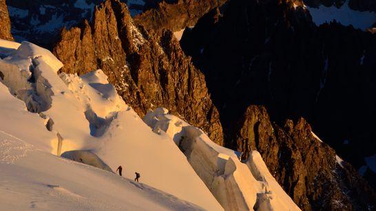 Ascension du Dôme des Ecrins en 2 jours