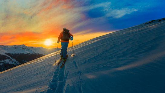 Raid à ski autour du Mont Thabor