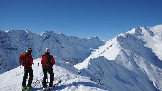 Stage de ski hors-piste-1