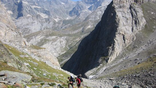 Belvédères sur la Vanoise en randonnée-9